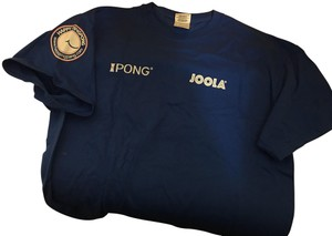 Gildan T-SHIRT WITH JOOLA AND IPONG LOGO