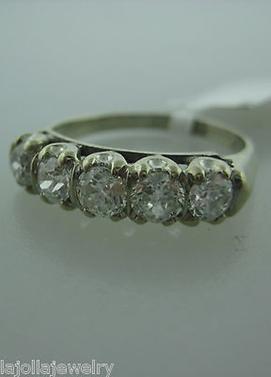 Other 14k,White,Gold,1ct,Diamond,Band,Ladies,Ring,,