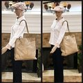 Chanel Tote in Tan Image 3
