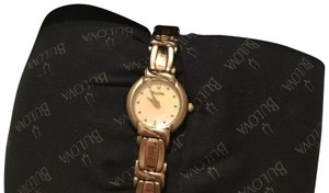 Bulova Mother of Pearl Watch