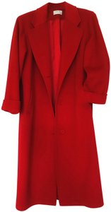 Talbots Classic Wool Trench Coat