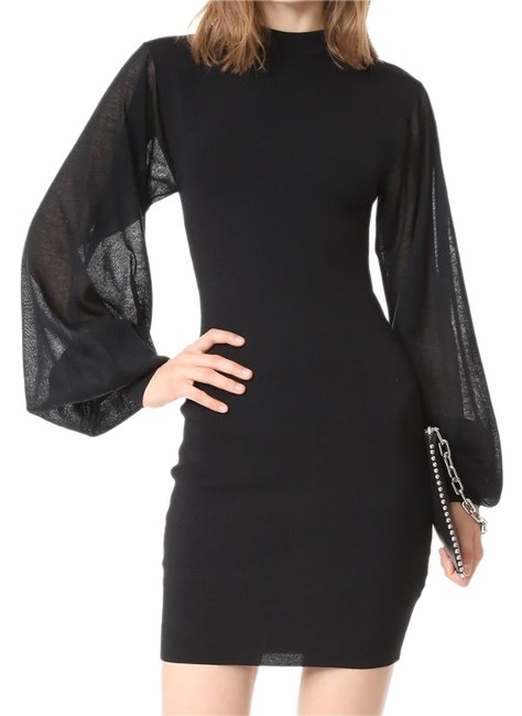 Preload https://img-static.tradesy.com/item/22755995/keepsake-the-label-black-know-me-better-ls-mid-length-cocktail-dress-size-4-s-0-2-650-650.jpg