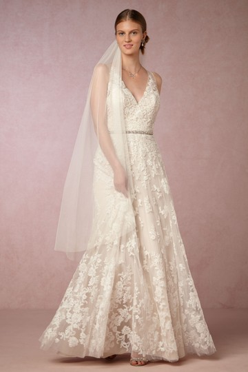 Preload https://img-static.tradesy.com/item/22756404/bhldn-ivorycream-lace-blair-style-40459968-feminine-wedding-dress-size-00-xxs-0-0-540-540.jpg