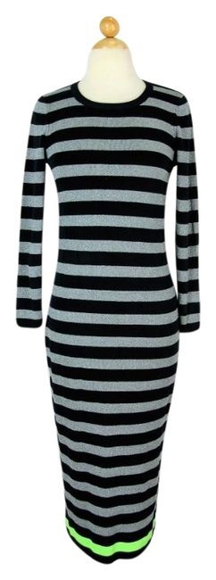Preload https://img-static.tradesy.com/item/22756461/jaeger-boutique-by-metallic-striped-midi-mid-length-workoffice-dress-size-8-m-0-1-650-650.jpg