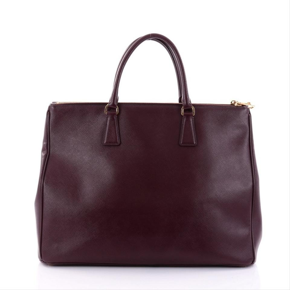 5c8536ce8f99 Prada Double Bag Burgundy | Stanford Center for Opportunity Policy ...