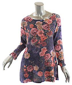 Nally & Millie Floral Tunic