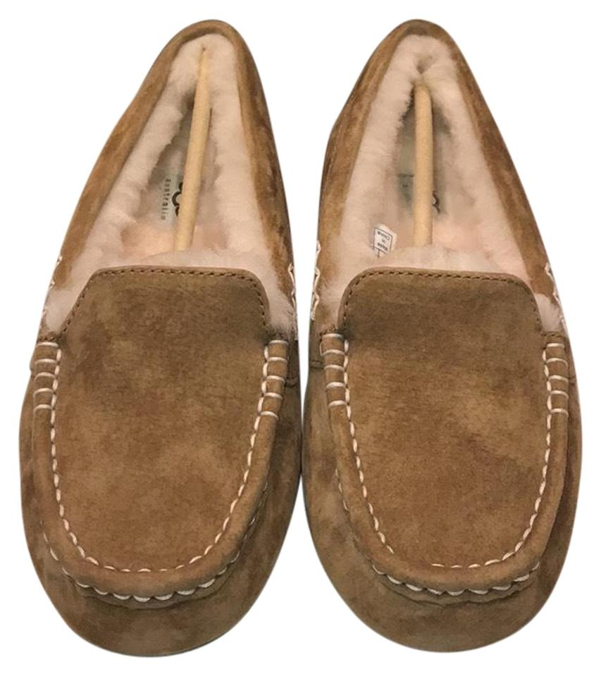 e7c8d77c36a UGG Australia Chestnut Ansley Water Resistant Slippers Flats Size US 7  Regular (M, B) 58% off retail