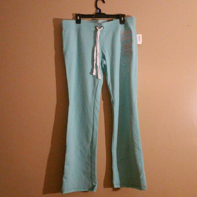 Areopostale Flare Pants Sky blue Image 0