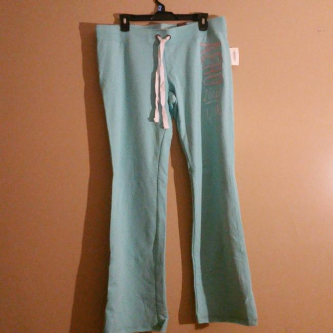 Areopostale Flare Pants Sky blue Image 3