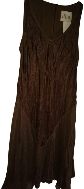 Preload https://img-static.tradesy.com/item/22757853/illia-bronze-sheer-upper-cotton-mid-length-night-out-dress-size-8-m-0-1-650-650.jpg