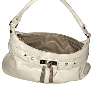Marc by Marc Jacobs Satchel in taupe & beige
