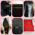 Bally Black Long Leather Boots/Booties Size EU 37.5 (Approx. US 7.5) Narrow (Aa, N) Bally Black Long Leather Boots/Booties Size EU 37.5 (Approx. US 7.5) Narrow (Aa, N) Image 11