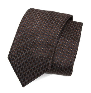 Gucci NEW GUCCI 349391 Men's Pungol Interlocking G Woven 100% Silk Tie
