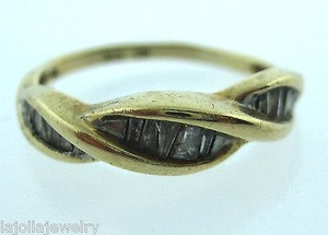 Other 10k,Yellow,Gold,Baguette,Diamonds,Ladies,Ring,
