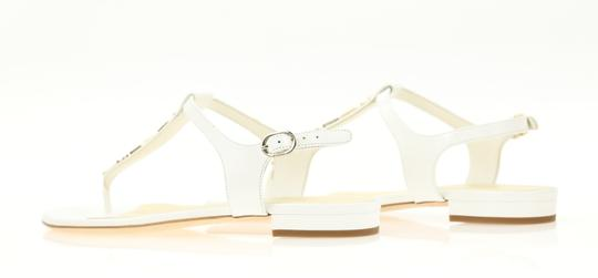 Chanel White Sandals Image 6