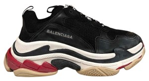 Balenciaga Triple Trainer Sneaker black Athletic