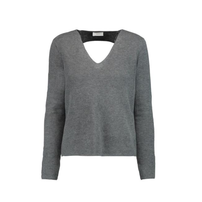 Preload https://img-static.tradesy.com/item/22758771/alc-ty-cutout-ribbed-cotton-sweater-0-0-650-650.jpg