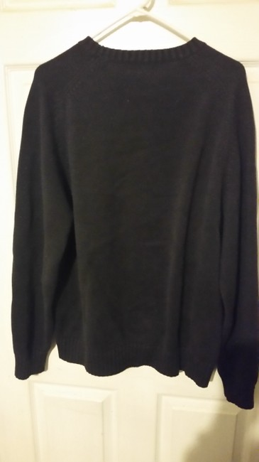 Lands' End Round Neck Sweater Image 1