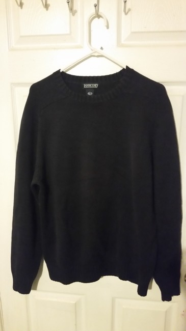 Lands' End Round Neck Sweater Image 2
