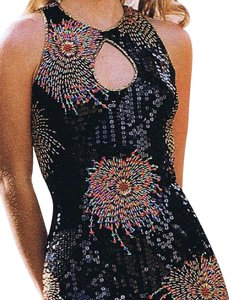 Just Female Party Dance Sequin Prom Cruise Dress