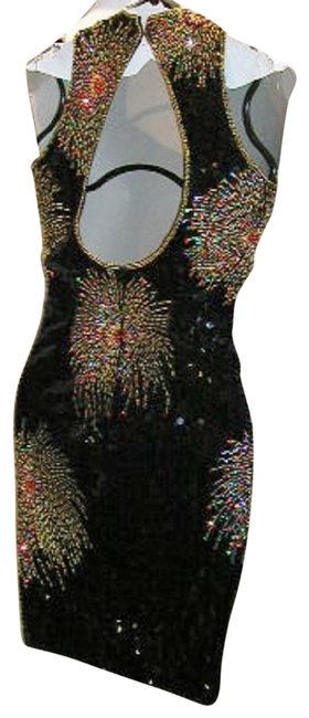 Just Female Party Dance Sequin Prom Cruise Dress Image 3