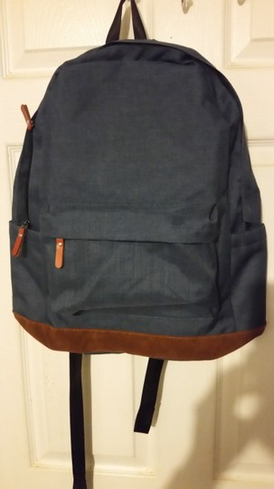 Other Bohemian Back To School Canvas Color # Backpack Image 2