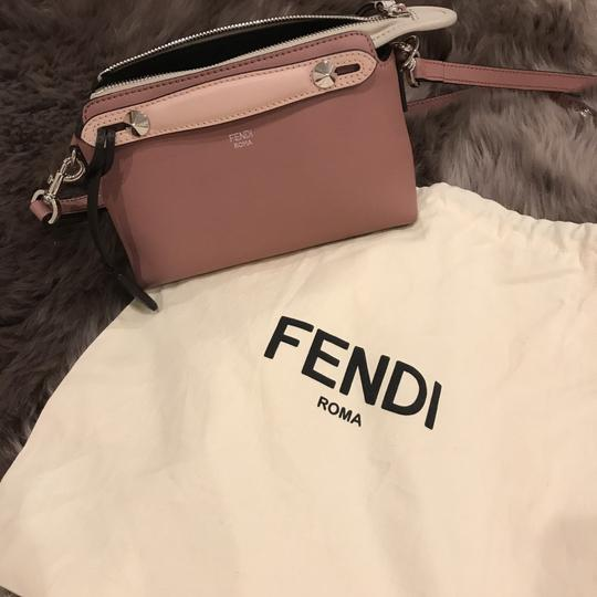 Fendi By The Way Leather Cross Body Bag Image 1