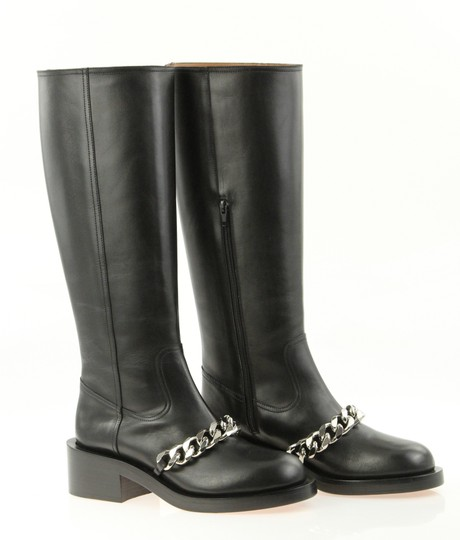 Givenchy Black Boots Image 1