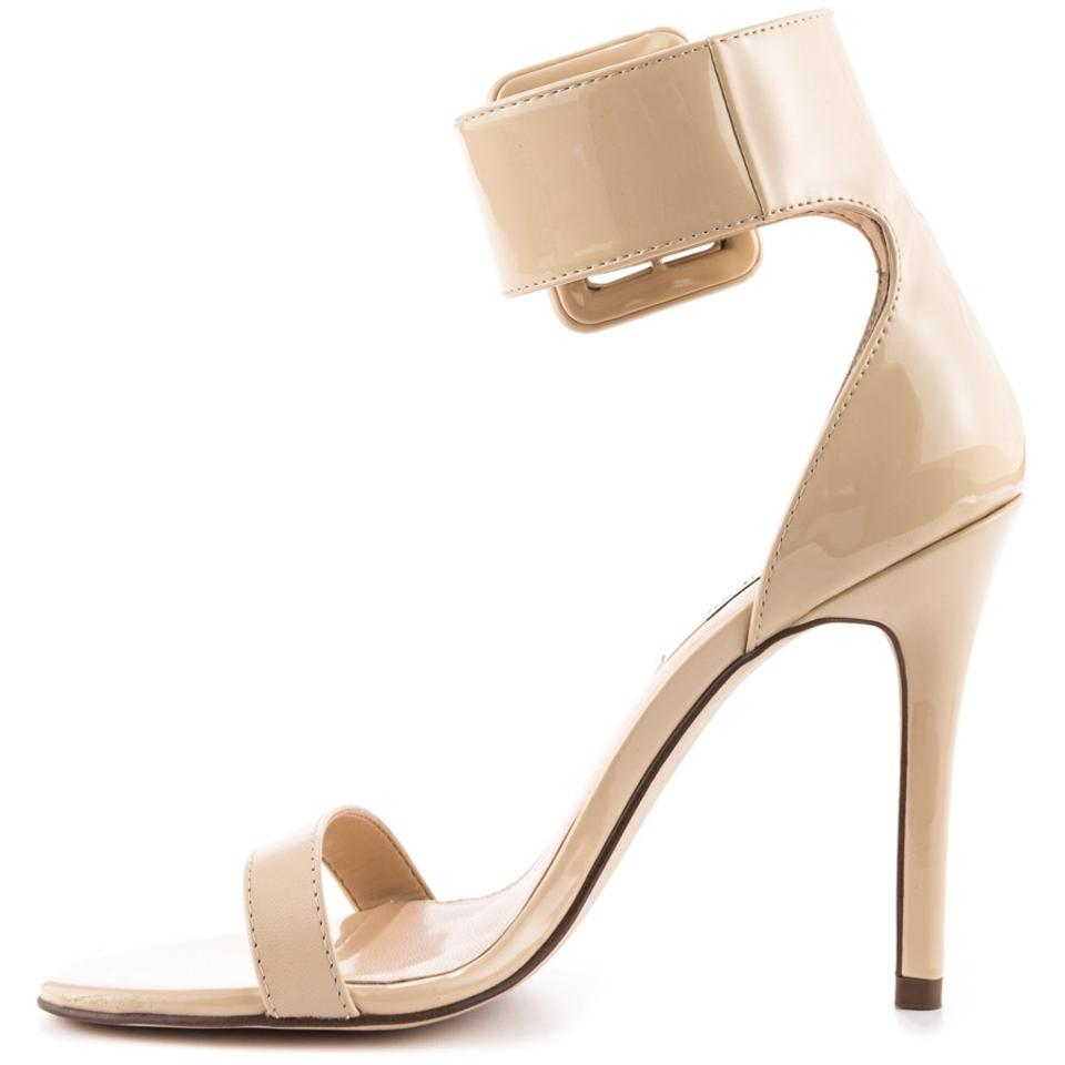Guess Natural Pumps Odeum Ankle Strap Heels Pumps Natural ae1e96