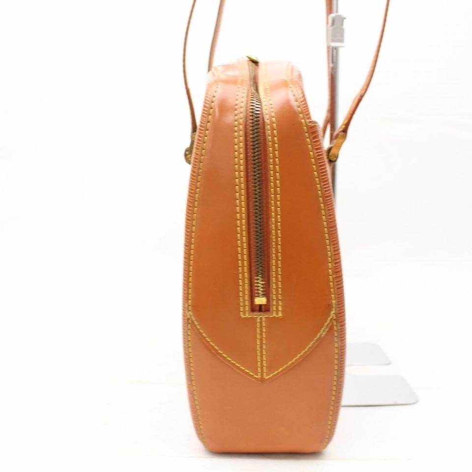 90ae05cc8dba Louis Vuitton Voltaire  1st Dibs  ( Rare ) Epi 865751 Brown Leather Shoulder  Bag - Tradesy
