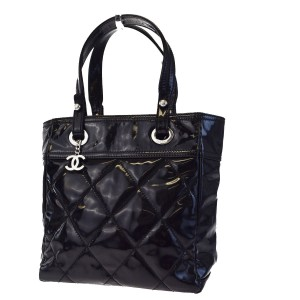 Chanel Made In Italy Satchel in Black