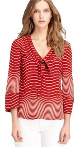 Tory Burch Top Red and Pink