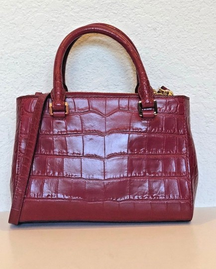 Michael Kors Kellen Tote Satchel in red Image 11