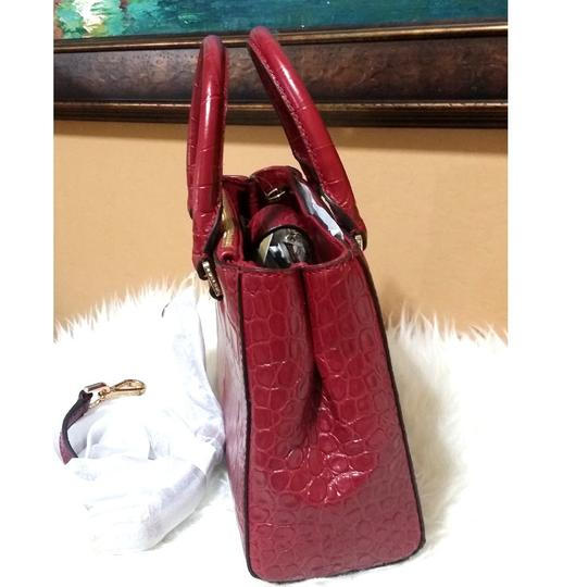Michael Kors Kellen Tote Satchel in red Image 3