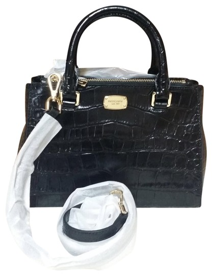 Michael Kors Kellen Tote Satchel in black Image 10