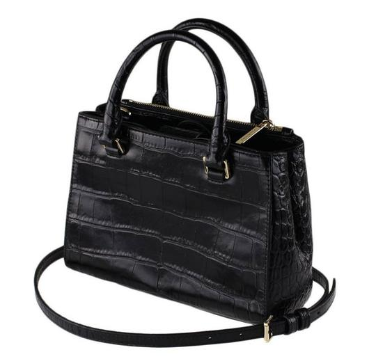 Michael Kors Kellen Tote Satchel in black Image 2