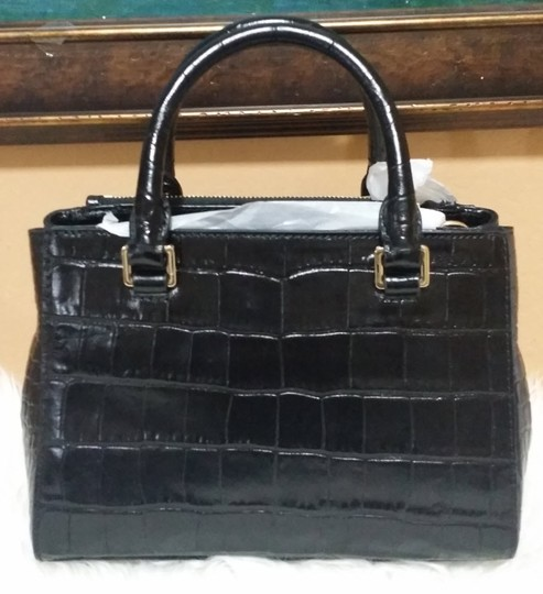 Michael Kors Kellen Tote Satchel in black Image 7