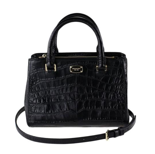 Michael Kors Kellen Tote Satchel in black Image 8