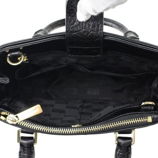 Michael Kors Kellen Tote Satchel in black Image 9