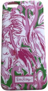 Lilly Pulitzer Great condition Lilly Pulitzer Pink Colony iPhone 6 phone case.