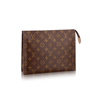 Louis Vuitton Pouch Toiletry Pouch 26 Toiletry Pouch Travel Monogram Clutch