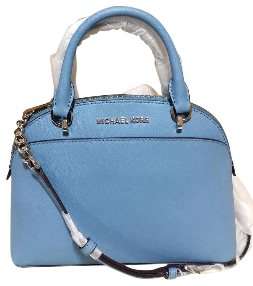 f626b165009f Michael Kors Small Blue Purse | Stanford Center for Opportunity ...