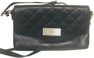 DKNY Quilted Nappa Dust Cross Body Bag