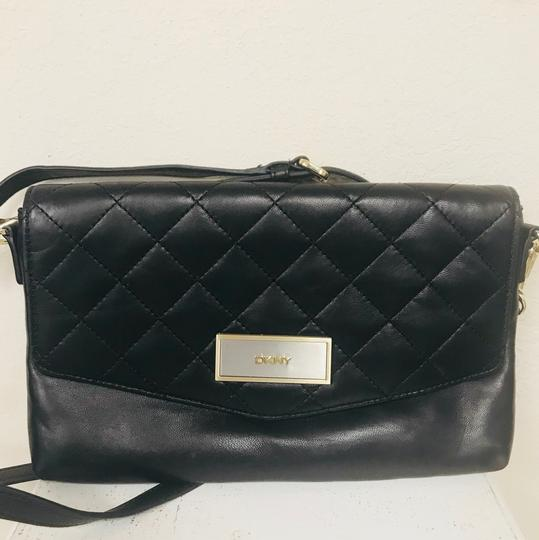 DKNY Quilted Nappa Dust Cross Body Bag Image 1