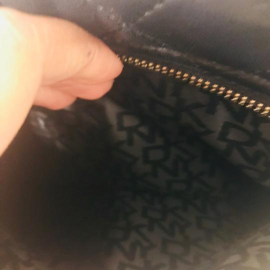 DKNY Quilted Nappa Dust Cross Body Bag Image 3