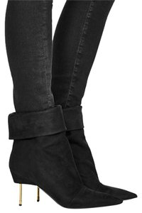 Kurt Geiger London Soft Black Boots