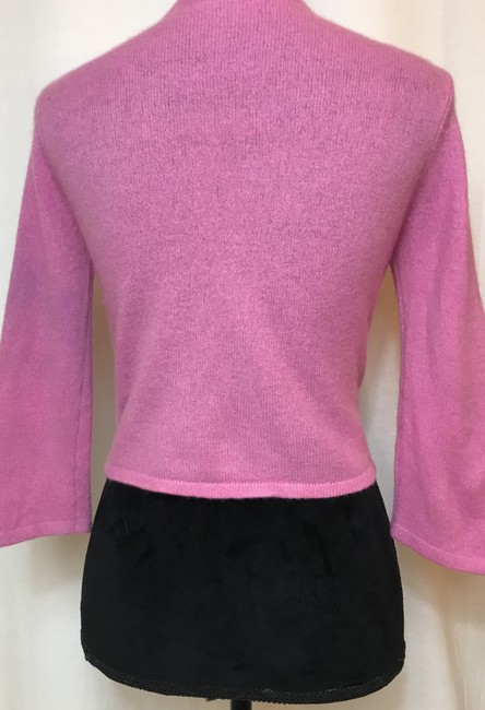 Claudia Nicole Lilly Pulitzer Roses Cashmere Layering Classic Cardigan Image 1