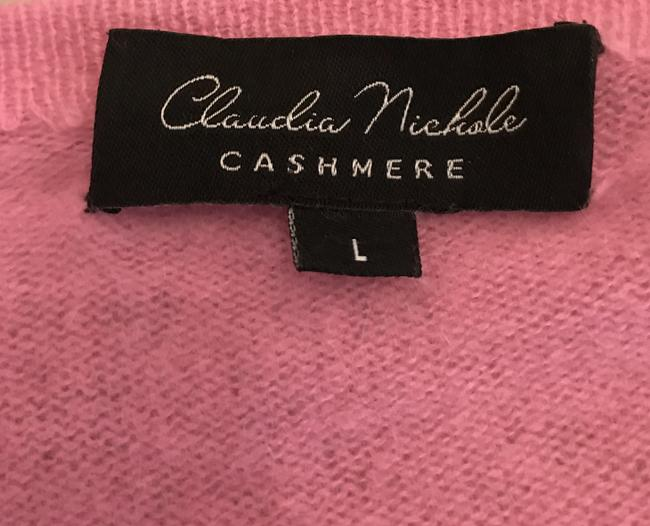 Claudia Nicole Lilly Pulitzer Roses Cashmere Layering Classic Cardigan Image 7
