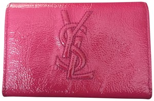 Saint Laurent Saint Laurent Pink Wallet