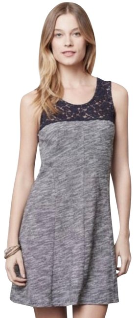 Preload https://img-static.tradesy.com/item/22760487/anthropologie-navy-blue-lilka-esme-spacedye-short-casual-dress-size-2-xs-0-1-650-650.jpg